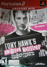 Tony Hawk's American Wasteland Special Edition - (Sony PlayStation 2) - Complete