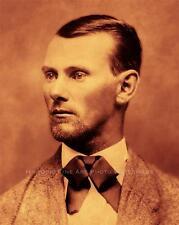 OUTLAW JESSE JAMES VINTAGE PHOTO JAMES GANG BANK ROBBERS OLD WEST 1882  #21370