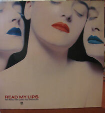 READ MY LIPS various (Robyn Hitchcock/Joe Henry..)- LP- fino 2 lp spese fisse