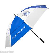 NEUF Queens Park Rangers QPR FC Double Canopy Parapluie de golf.