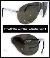 OCCHIALE PORSCHE DESIGN P8480 B 6606 ARGENTO GOCCIA PIEGHEVOLE