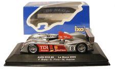 IXO LM2006 Audi R10 TDI #8 Le Mans Winner 2006 - Biela/Pirro/Werner 1/43 Scale
