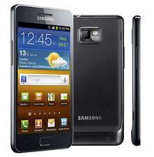 """Nouveau Débloqué Samsung Galaxy S II i9100 16 Go 8MP 4.3"""" GP [S Smartphone Noir"""