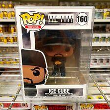 """Funko Pop Rocks : ICE CUBE #160 Vinyl Figure """"MINT""""  (IN STOCK)"""