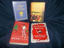 Christmas Books- Lot of 4- Beck,Palmer, Efken & Pearson