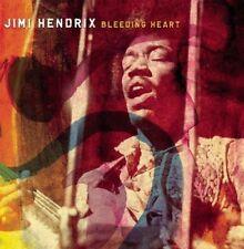 Jimi Hendrix Bleeding Heart Vinyl 7 Inch 2010
