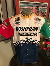 CHAMP CAR FORSYTHE ROSHFRANS INDECK CUSTOM EMBROIDERED CREW SHIRT