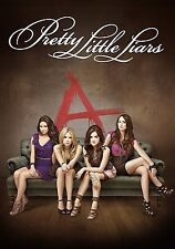 Pretty Little Liars Complete Series 3 DVD All Episodes Third Season Original UK