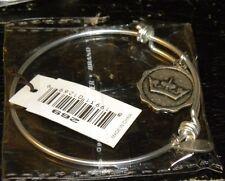 Bella Ryann Expandable Bracelet Crown Charm              *