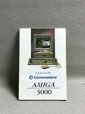Commodore Amiga 3000 Instruction Book ONLY | #3671