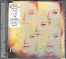 CD 16T KELLY CLARKSON PIECE BY PIECE DELUXE EDITION 2015 NEUF SCELLE