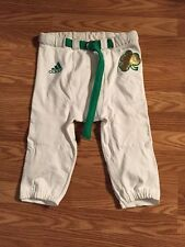 Notre Dame Football 2013 Game Used Shamrock Series Pants