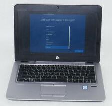 New listing Hp EliteBook 820 G3 i7-6600U 2.60Ghz 240Gb Ssd 8Gb Windows 10 Pro With A/C