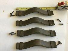 Vintage 4 pieces lot FURNITURE HARDWARE + screws @@@YOUGOTTASEETHIS !!!!!!