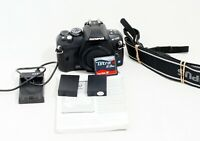 Olympus EVOLT E-410 10.0MP DSLR Camera Body ONLY 5K SHUTTER COUNT