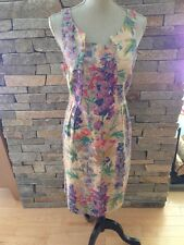 Edme & Esyllte - Hyacinth Afternoon Dress - Anthropologie - Floral - Size 10