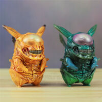Alien Pikachu Pokemon Funny Action Figure Aliens VS Predator GAME FREAK Doll Toy
