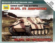 1/100 SD.KFZ. 173 Jagdpanther german heavy tank destroyer 15mm Flames Of War