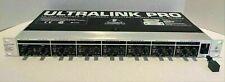 Behringer Ultralink Pro Ultra Model MX882 Flexible 8-Channel Splitter Mixer