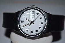 2000 Vintage Swatch Watch GB743 ONCE AGAIN Quartz Swiss Unisex Originals Classic
