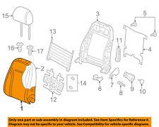 VW VOLKSWAGEN OEM Jetta Front Seat-Cushion Cover-Top Back Left 5C6881805FAGYX
