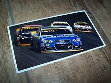 Photo / Photograph  Jimmie Johnson CHEVROLET 2016 NASCAR  //