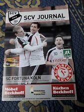 Stadionheft SC Verl - Fortuna Köln  12/13