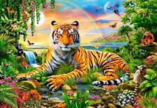 Puzzle -King of the Jungle - 1000 pièces -Castorland Puzzle