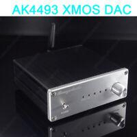 AK4493EQ AKM AK4493 AK4118 XMOS Premium DAC OP275 OPAMP Bluetooth 5.0 AC100-240V