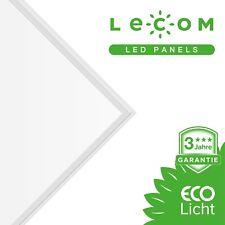 LED Panel UltraSlim 60x60 40W Deckenleuchte 6000K Kaltweiß 3200 Lm Rasterdecke