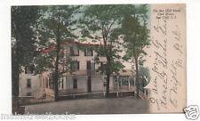 Sea Cliff Long Island c1904 Sea Cliff Yacht Club House Postcard