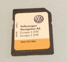 volkswagen europa sd karte navigationssoftware karten f r gps systeme im auto g nstig kaufen. Black Bedroom Furniture Sets. Home Design Ideas