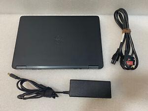 """Dell Latitude E7250 12.5"""" Laptop i7 5600U 2.60GHz 8GB 256GB SSD M.2 /"""
