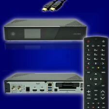 Vu+ UNO 4K SE FBC PLUS LCD Display CI HDD SAT 1 x DVB-S2x FBC Twin Tuner + HDMI