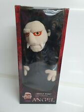 More details for smile time. angel vampire puppet. very rare. numbered with certificate.