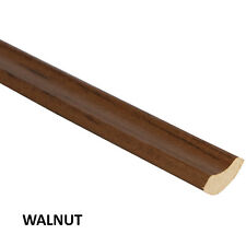 Walnut Brown Scotia Beading Laminate- 10 x 1.2m lengths- Edging Trim- 12m²
