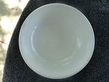 Pottery Barn Gabriella Fluted Rim White Soup/Cereal Bowl