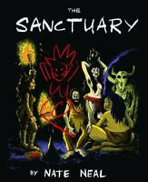 Sanctuary GN Nate Neal Dave Sim Intro Fantagraphics Complete Series New VF