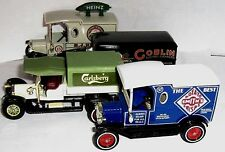COLLECT MATCHBOX TRUCKS 1960/80 boxed - 40:1 ~ click SELECT to browse or order