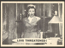 SUPERMAN original 1950'S tv series # 55 trading card PHYLLIS COATES
