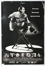 "Ed Wood 1994 Double sided Original Movie Poster 27"" x 40"""