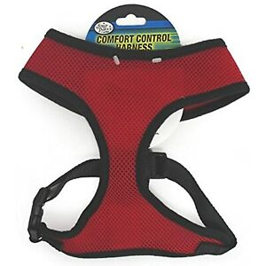 Four Paws Comfort Control Harness Color: Black, Size: Extra Small