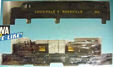 Life like Proto 2000 30210 FA2 + FB2 Locomotive L&N #366  NEU & in OVP