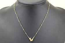 Lapponia Halskette mit Diamant Anhänger  (c06119)