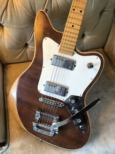 Framus Strato Jaguar With Bigsby 1972 Made In Germany