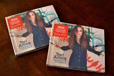 Unrepentant Geraldines [CD/DVD] Tori Amos (CD, May-2014, 2 Discs, Decca) SEALED