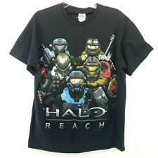 Microsoft Game Halo T Shirt Reach 2010 Tee First-Person Shooter Game Size Large
