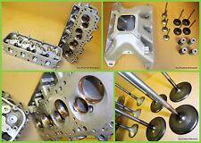 Evernham Motorsports Mopar P-7 NASCAR Cylinder Heads/Edelbrock Intake,