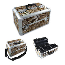 (SL)Beauty Trolley Vanity Case Make up Cosmetic Box Bag Hairdressing Nail Salon