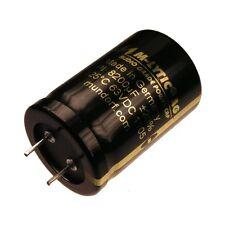 Mundorf Kondensator Elko 8200uF 63V 125°C MLytic ® AG Audio Grade 853501